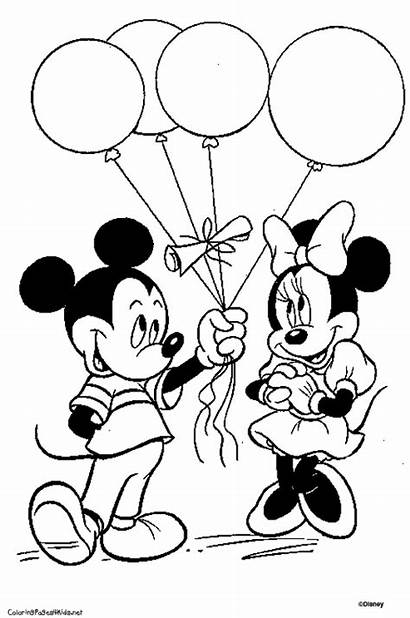 Coloring Minnie Mouse Pages Z31 Sheets Disney