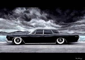 Lincoln Continental 1966 - Lucas Jan Drygiel