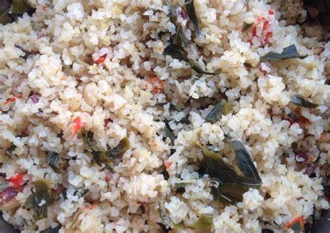 With the added vegetables and other seasonings it is so yummy. Dambun Shinkafa Da Zogale - Dambun Shinkafa With Zogale ...