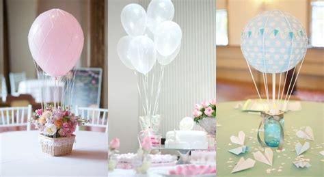 decoration de bapteme pour fille centre de table