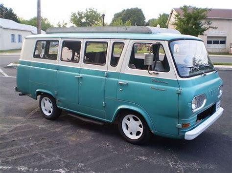 find   ford falcon econoline travel wagon