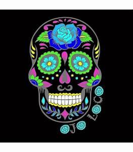 Tete De Mort Mexicaine Femme : d bardeur t te de mort m xicaine ~ Melissatoandfro.com Idées de Décoration