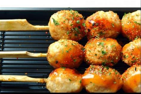 recette cuisine japonaise traditionnelle recette de brochettes de poulet japonaises grillées facile
