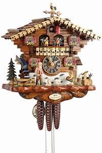 Original Schwarzwälder Kuckucksuhr : h nes uhr des jahres 2014 34cm 2014 1 original schwarzw lder kuckucksuhr aus e ebay ~ Sanjose-hotels-ca.com Haus und Dekorationen