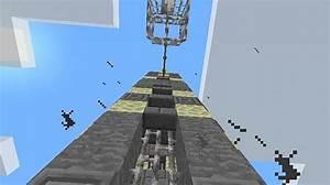Lava Castle build Minecraft Project