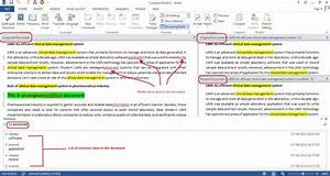Comparing documents in word 2013 tutorials tree learn for Compare documents online