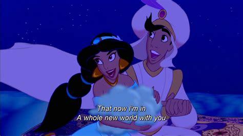 Aladdin A Whole New World HD 1080p YouTube
