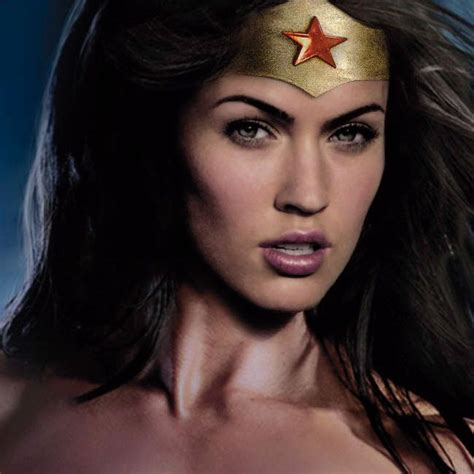 25 Best Images About Wonder Woman Is Megan Fox On