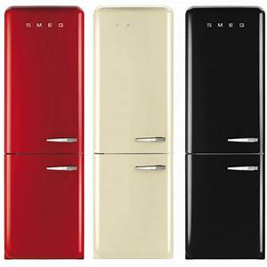 Smeg fab32 frost free fridge freezer 5039s style retro for Smeg kühlschrank fab32