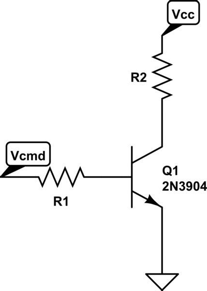 Transistors Bjt Base Current Calculation Electrical