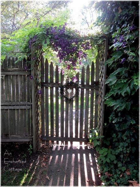 An Enchanted Cottage I {{{ Heart }}} My Garden Gates