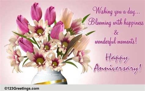 happy anniversary cards  happy anniversary wishes greeting cards