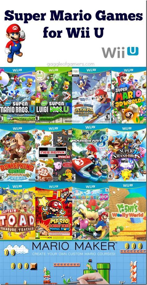 super mario games  wii  supermario great gaming blog
