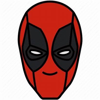 Deadpool Mask Clipart Transparent Clip