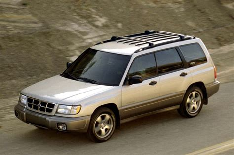 Subaru Forester Noise by 1998 02 Subaru Forester Consumer Guide Auto