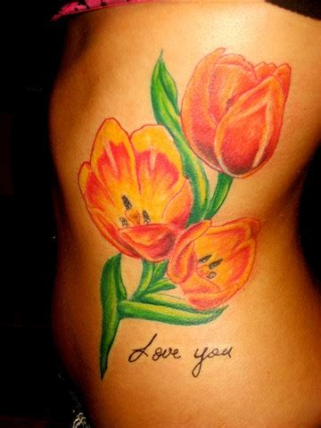 tulip tattoos designs ideas  meaning tattoos
