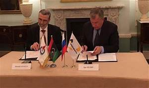 Libya's National Oil Corporation signs oil investment and ...