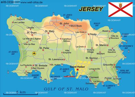 map  jersey jersey jerriais jerri officially