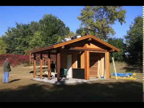 Building A Shed R by How To Build A Shed With A Front Porch