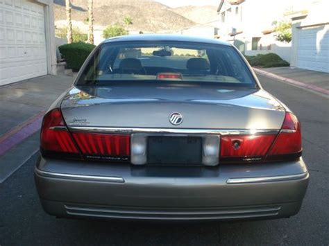 how cars work for dummies 2002 mercury grand marquis interior lighting sell used 2002 mercury marquis ls premium in henderson nevada united states for us 6 999 00