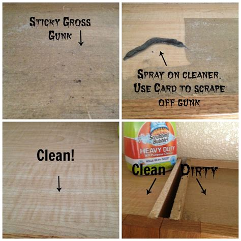 Cleaning Of Kitchen by How To Clean The Tops Of Greasy Kitchen Cabinets Secret