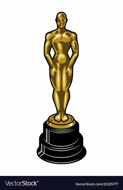Award Academy Template Vector Cinematic