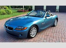 SOLD 2004 BMW Z4 25i Convertible for sale by Autohaus