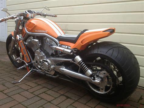 Harley Davidsons harley davidson drag bike supercharged in the uk