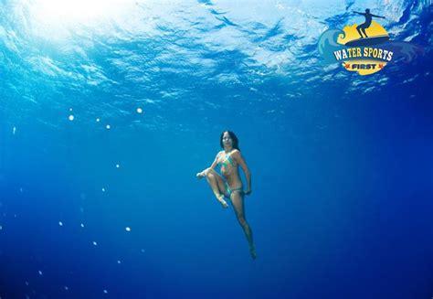 deep   human dive  scuba gear