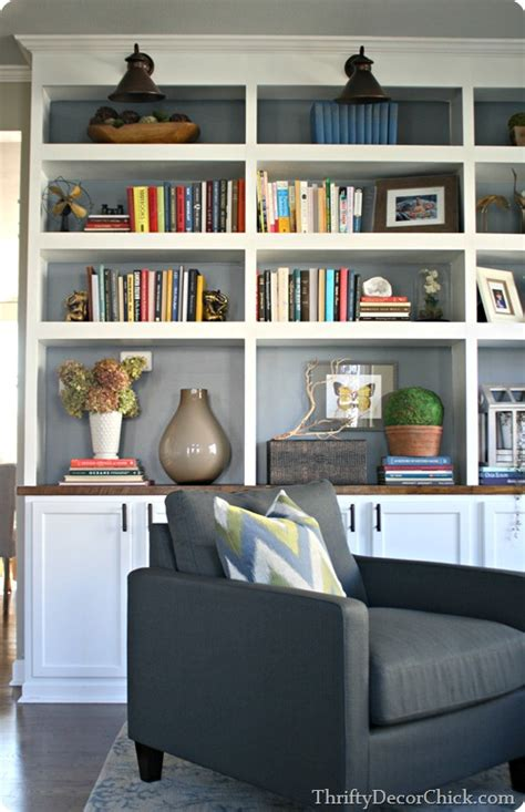 thrifty decor library remodelaholic decorating with black 13 ways to use