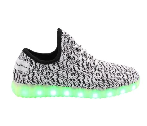 light up shoes turn off galaxy led shoes light up usb charging low top knit