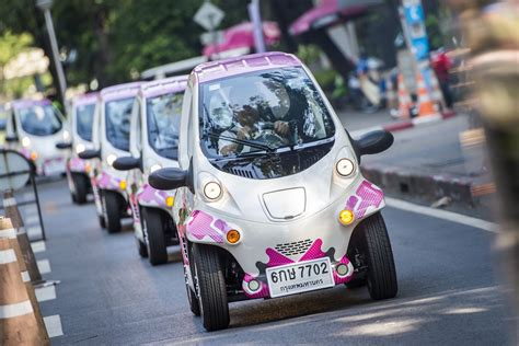 toyota automakers thai subsidiary tests car sharing