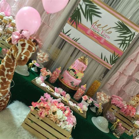 Baby Shower Safari Theme by Safari Themed Baby Shower See More Ideas At