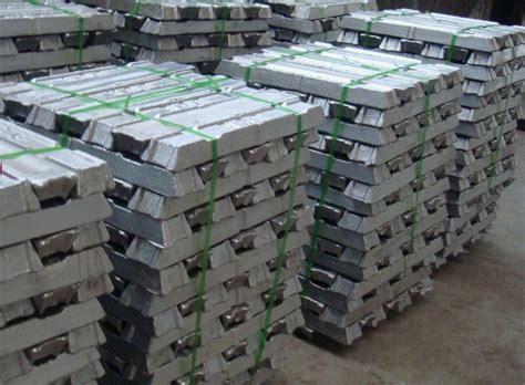 china aluminum ingots china aluminum ingots aluminum billets
