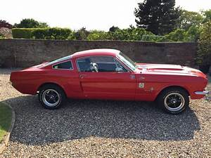 1965 FORD MUSTANG GT Fastback for sale | Classic Cars For Sale, UK