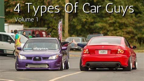 4 Types Of Car Guys (hd)