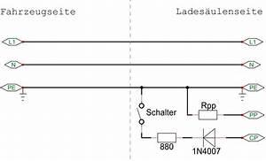 Typ 2 Auf Schuko Adapter : typ 2 stecker beschaltung elektrofahrzeug ~ Kayakingforconservation.com Haus und Dekorationen