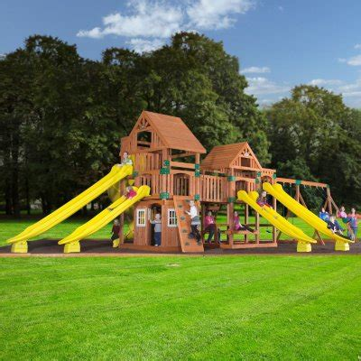 backyard playground sets swing sets outdoor playsets for sam s club
