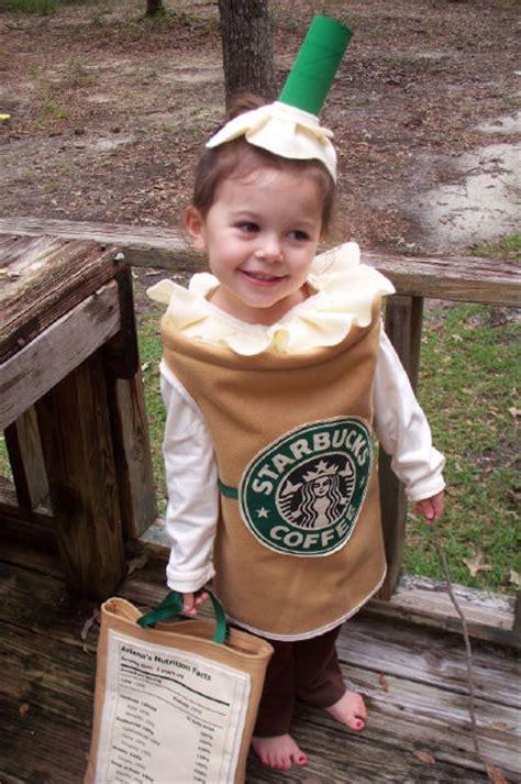 KIDS: DIY Starbucks halloween costume   Really Awesome Costumes