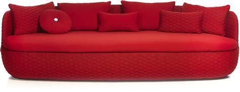 canapé assise profonde canapé droit bart l 235 cm assise profonde tissu