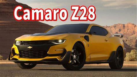 2020 Chevy Camaro by 2020 Chevrolet Camaro Z28 Iroc 2020 Chevy Camaro Z28