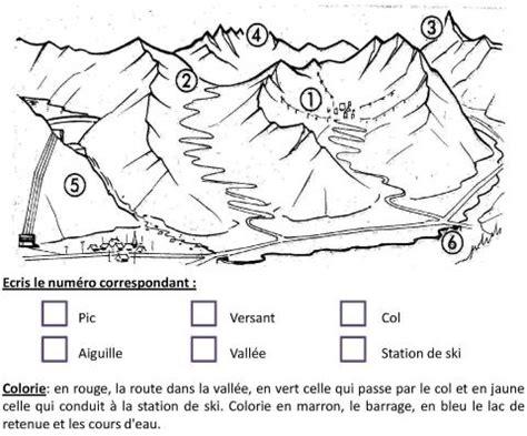 Carte De Montagne Ce1 by Les Montagnes Ce2 Mme Pasquier Iconito