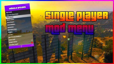 Put a mod mod menu of your choice on a usb stick (mot the foder just the exe file) 2. HOW TO GET MENYOO SINGLE PLAYER MOD MENU! (GTA 5 STORY MODE MENU!) - YouTube