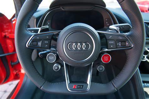 Audi R8 V10 Plus Auf Der Alm Gibt S Ka S 252 Nd Motorblock