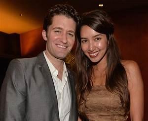 'Glee' actor Matthew Morrison, wife Renee expecting first ...