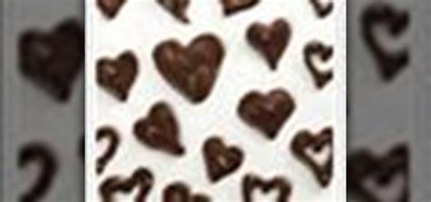 chocolate garnishes cake decorating