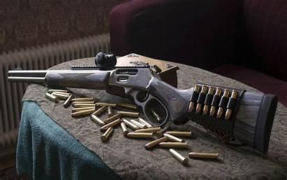 Shotgun Gun Sofa Shotguns Guns Wallpapers Pistol