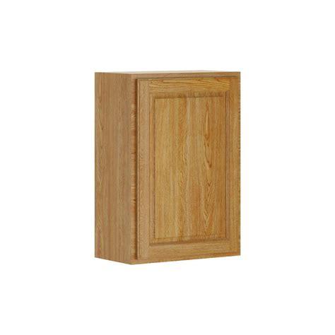 medium oak kitchen cabinets hton bay assembled 30x24x15 in wall 7422