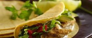 Grilled Fish Tacos recipe from Betty Crocker