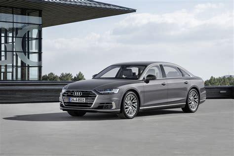 All New 2018 Audi A8 Arrives With New Design Autonomous